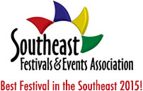 Southeast Festivals & Events Association | Best Festival in Southeast 2015!